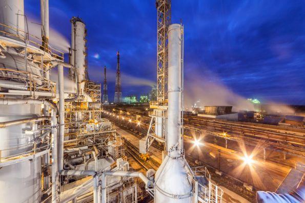 Seguridad contra incendios en establecimientos industriales