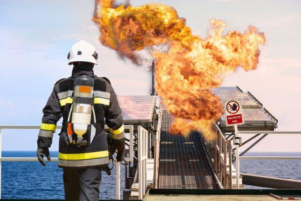 Normas de seguridad contra incendios en establecimientos industriales