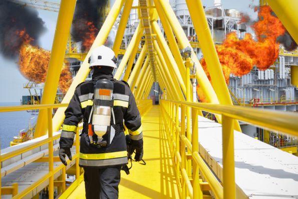 Seguridad contra incendios en edificios públicos