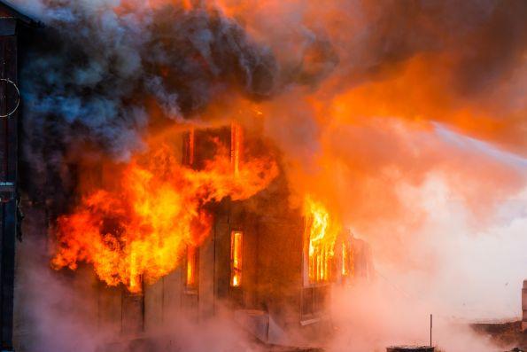 proteger el patrimonio frente al fuego