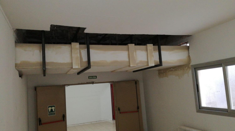 Aplicación Conductos de ventilación y extracción de humos