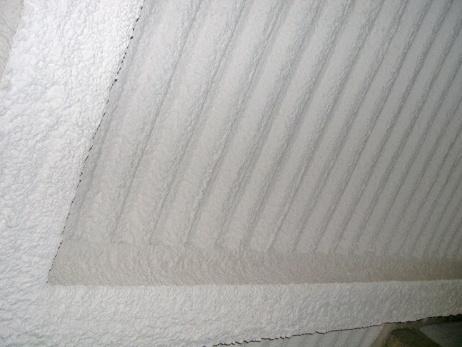 Acabado falsos techos independientes