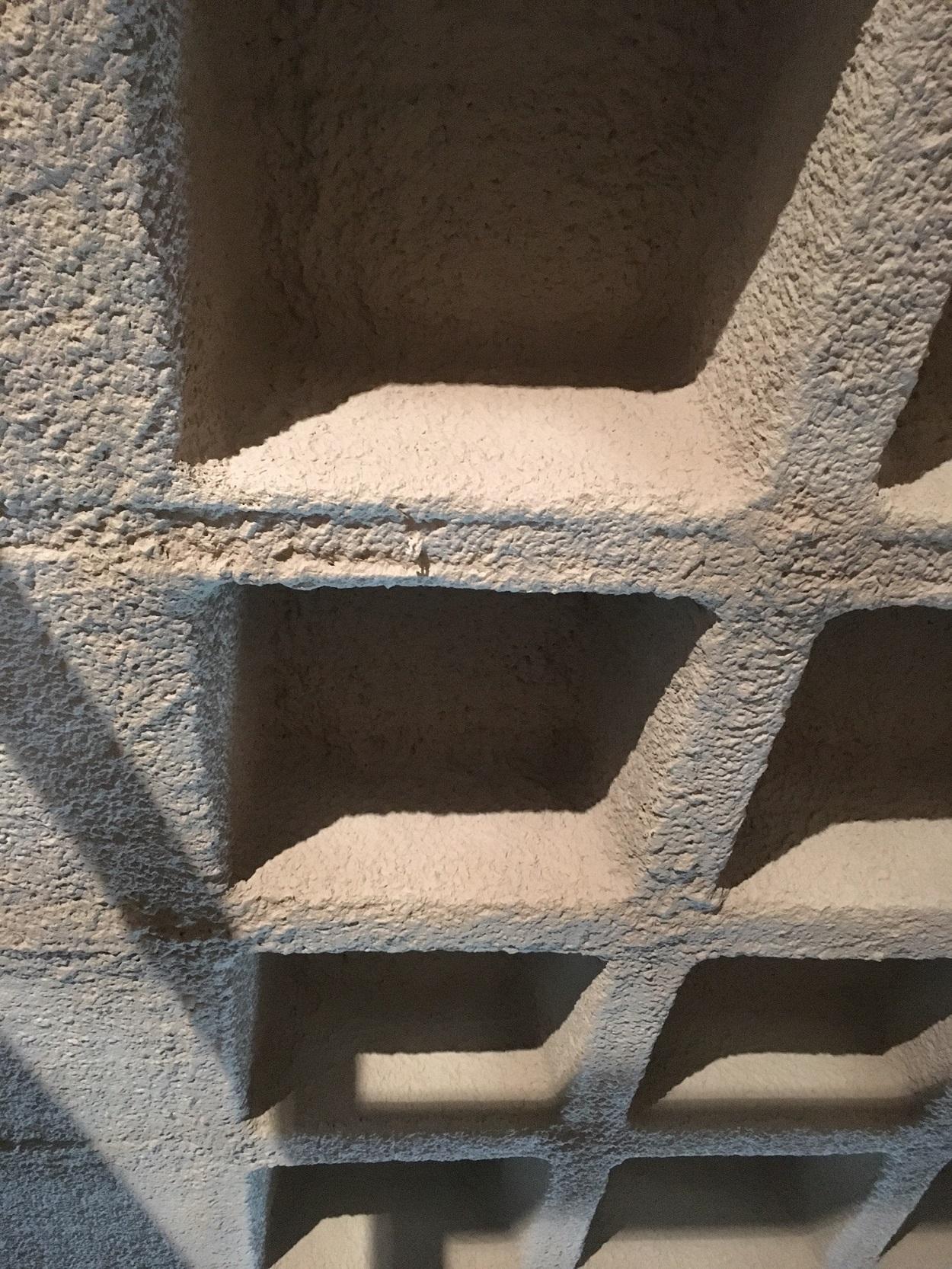 Protección pasiva contra el fuego Protección pasiva con mortero de perlita y vermiculita