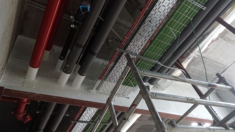 Alternativas de sellado de instalaciones