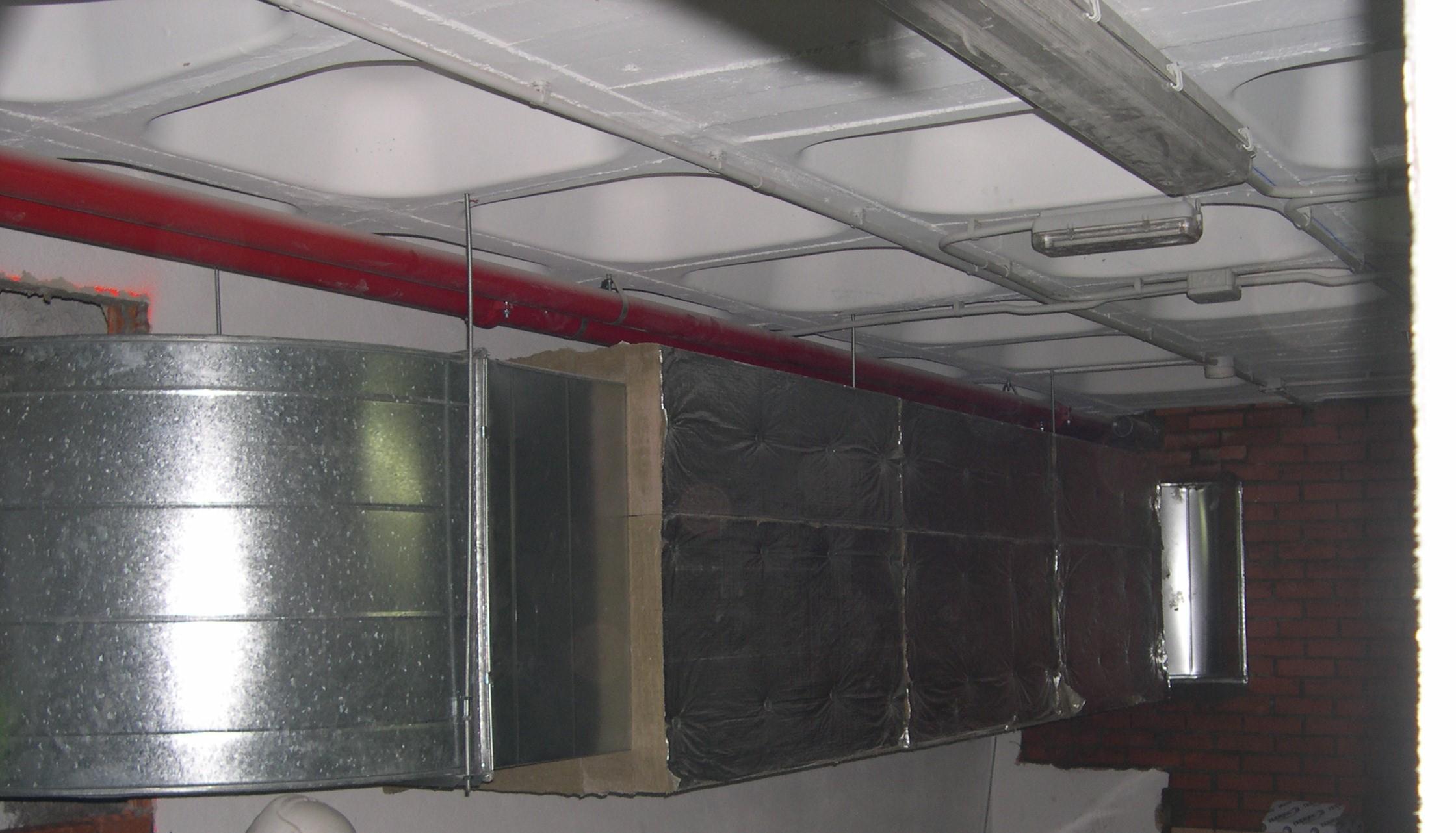 Empresa especializada en Conductos de ventilación y extracción de humos