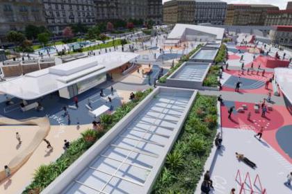 Centro comercial Vialia